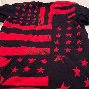 AE flag shirt